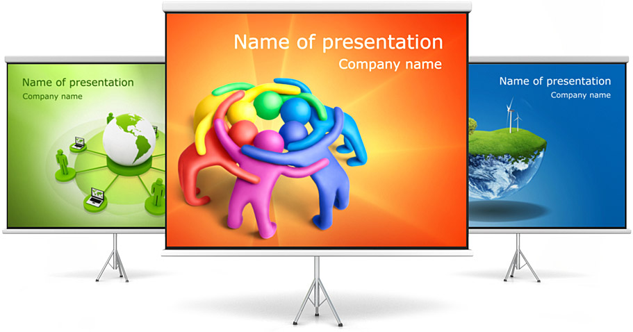 Powerpoint templates features smiletemplates powerpoint templates features toneelgroepblik Choice Image