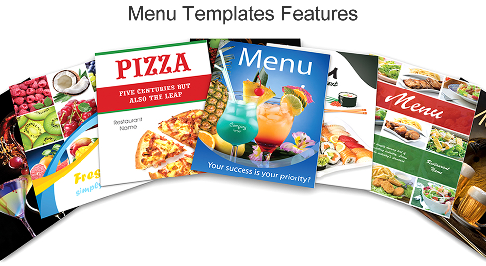 Doc770477 Restaurant Menu Templates Free Word Free Restaurant – Free Restaurant Menu Template Word