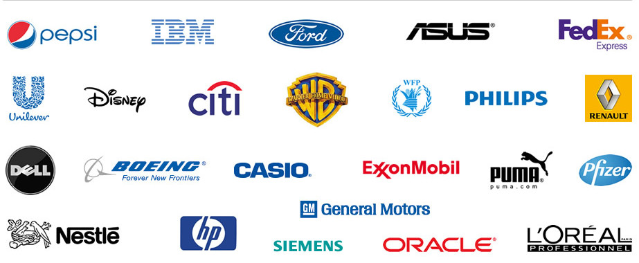 Our Customers List